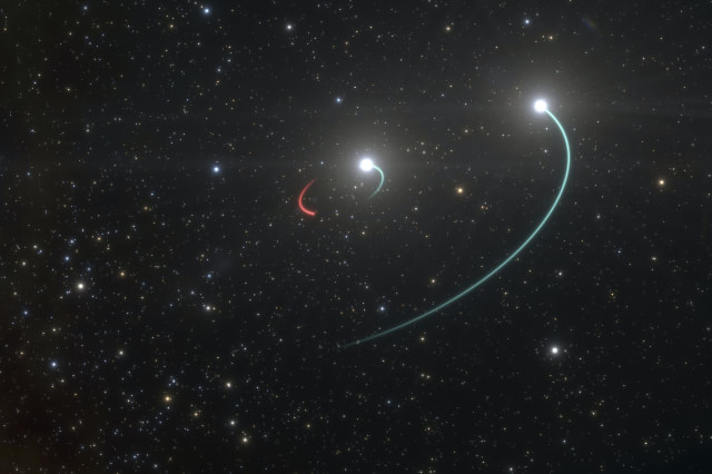 Astronomers find closest black hole to Earth