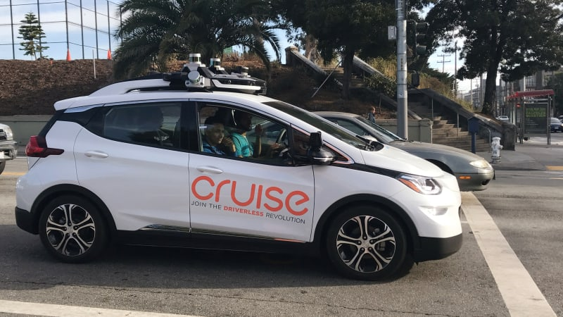 Dan Amman becomes CEO of Cruise Automation | Autoblog