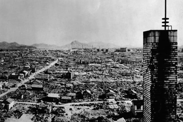 How I survived the Hiroshima atomic bomb
