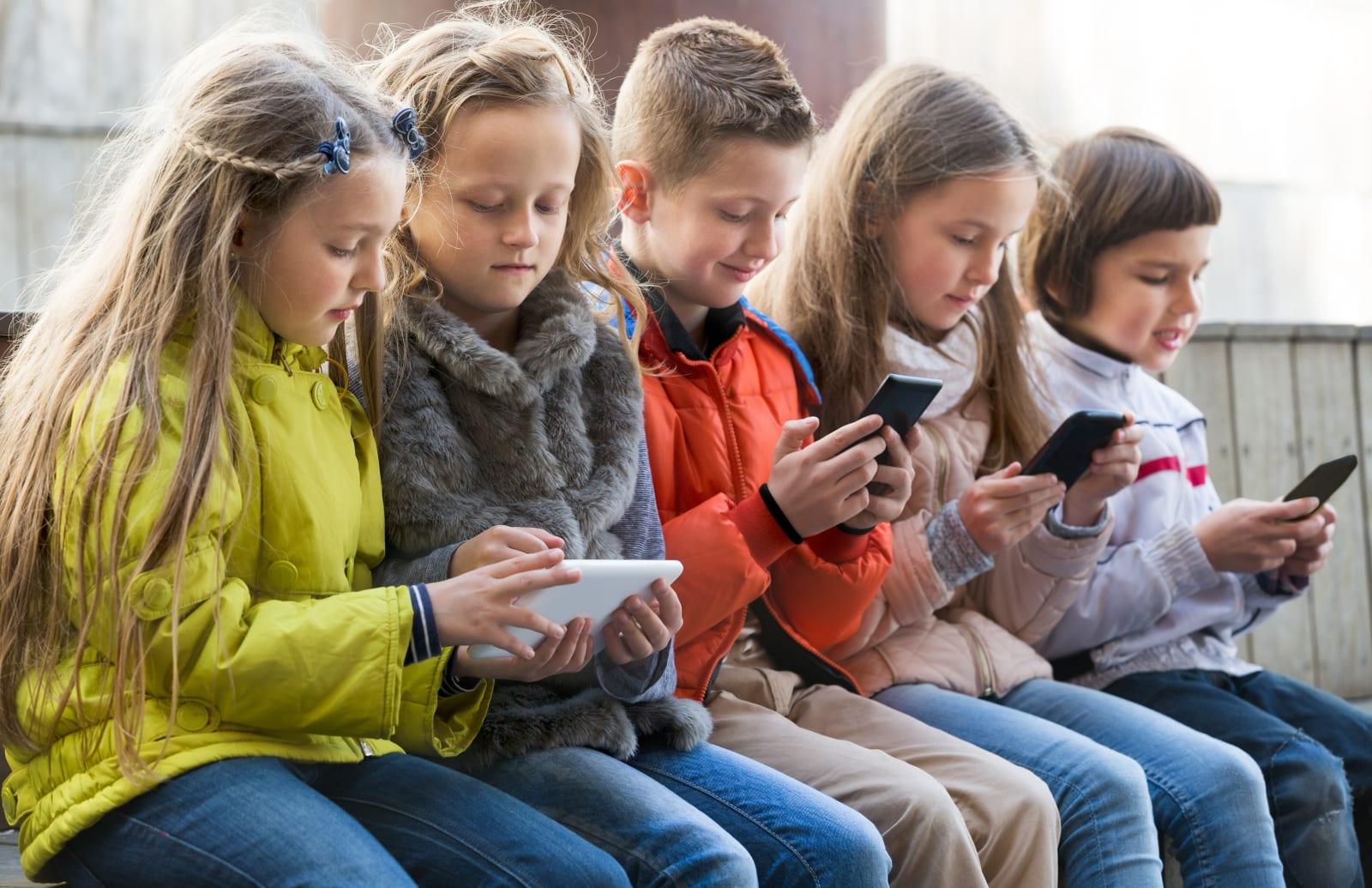 Image result for children social media addiction