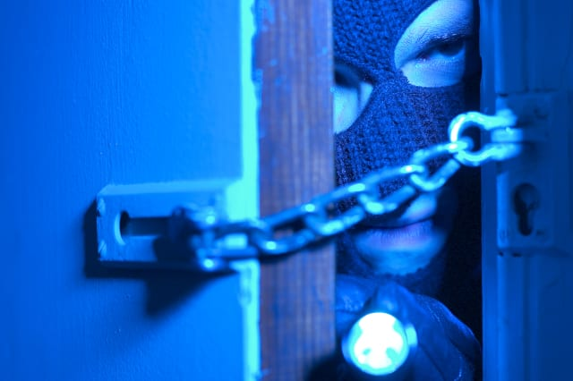 How to keep your home safe from thieves as the nights draw in