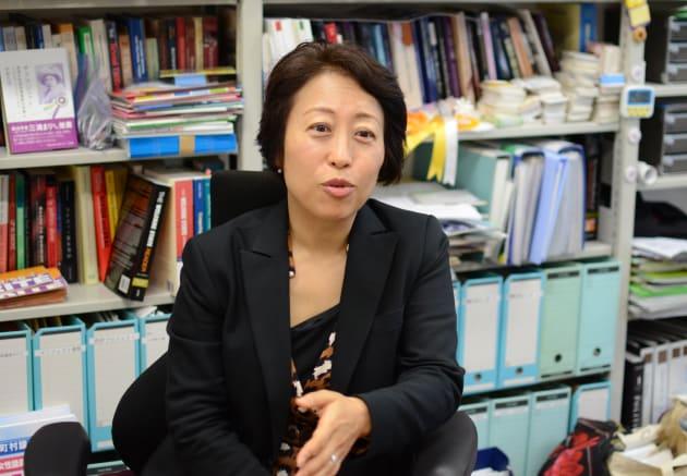 三浦まりさん