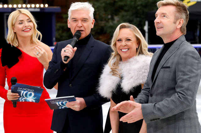 Tenth celebrity skater confirmed for Dancing On Ice