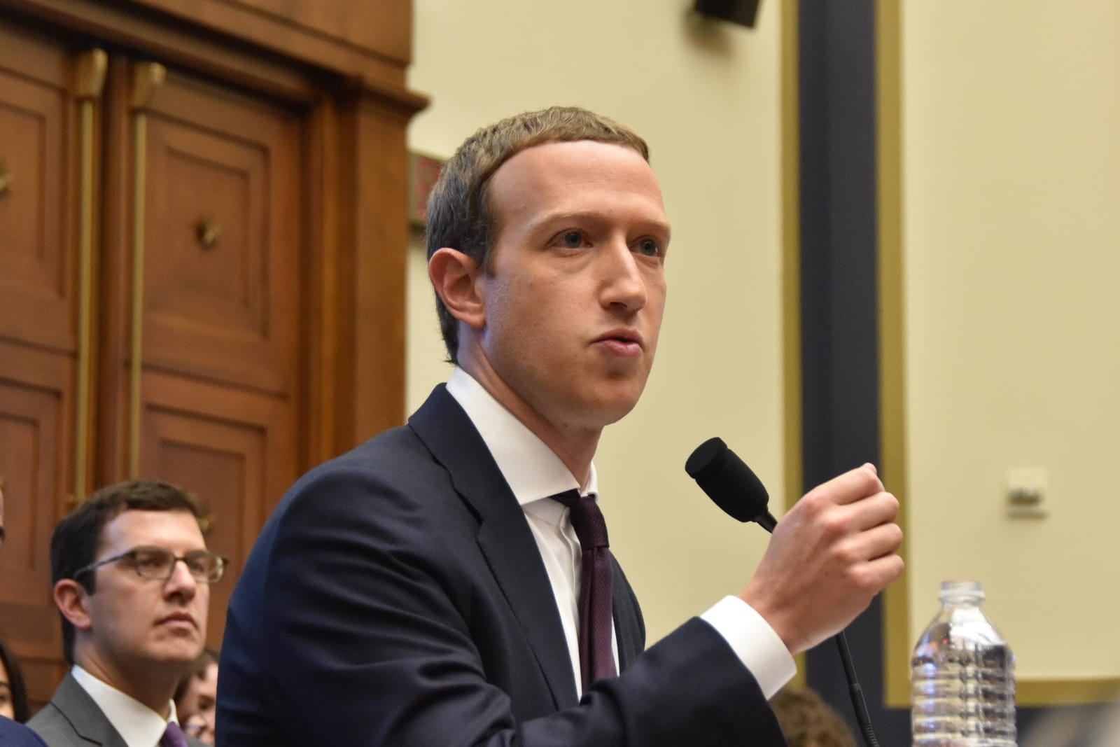 NBC News: Zuckerberg had an undisclosed dinner with the president