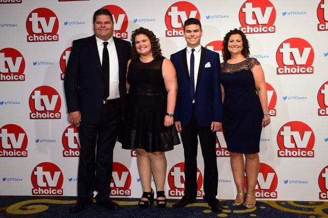 TV Choice Awards 2015 - London