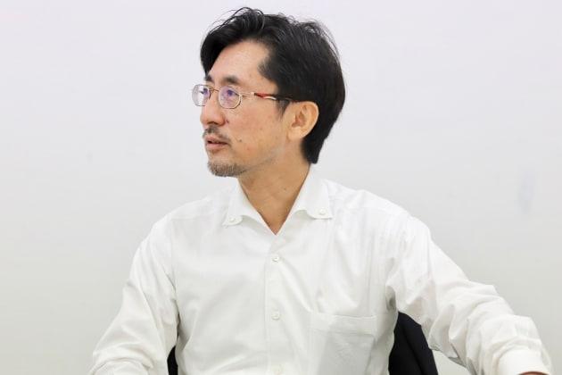 株式会社「山忠」の中林功一社長