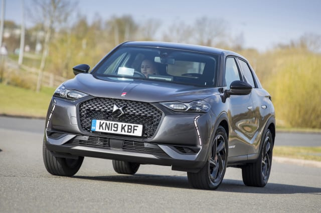 First Drive: The DS 3 Crossback is a refreshingly different crossover