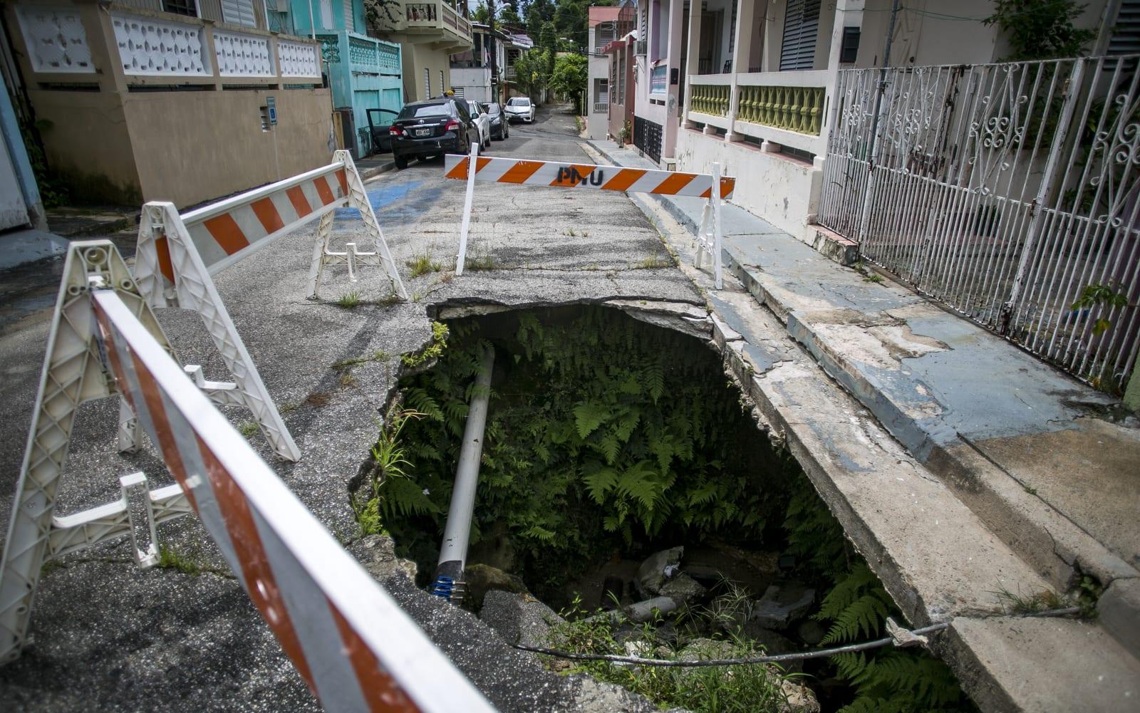 Puerto Rico Ahead Of The Hurricane Maria One Year Anniversary
