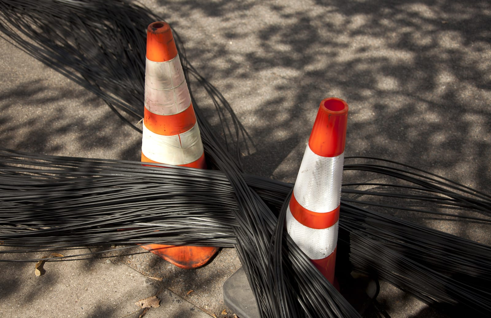 Operations During US Internet Fiber Optic Cable Installations
