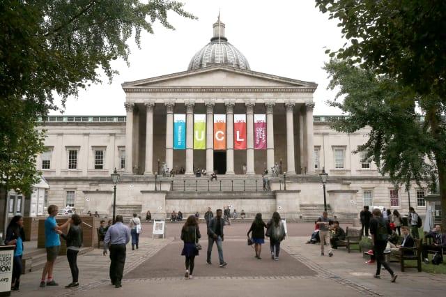 University College London study