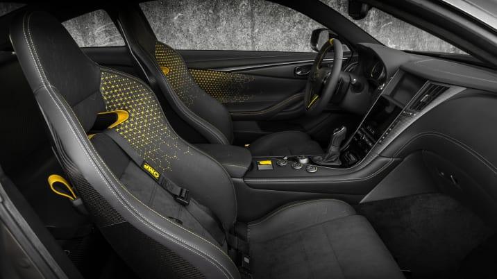Infiniti Q60 Project Black S Details Revealed Autoblog