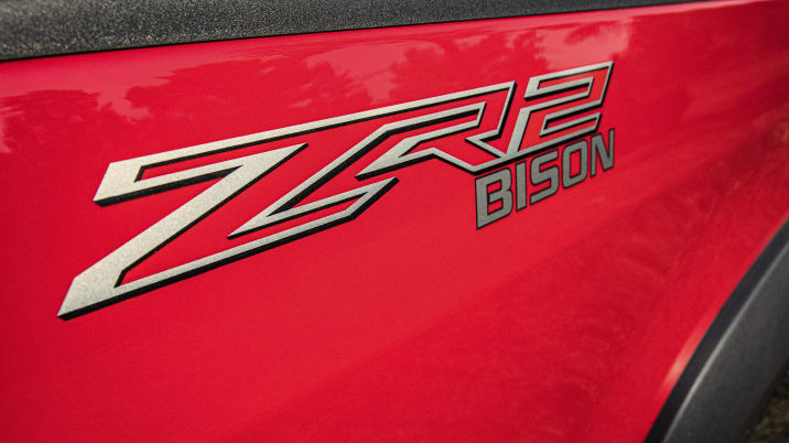 2019 Chevy Colorado ZR2 Bison
