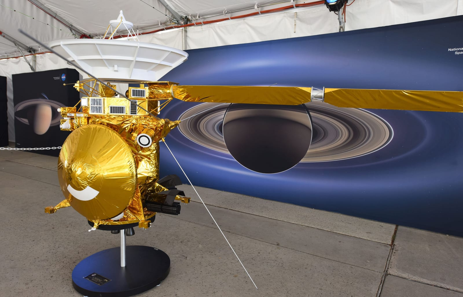US-EUROPE-SPACE-ASTRONOMY-CASSINI