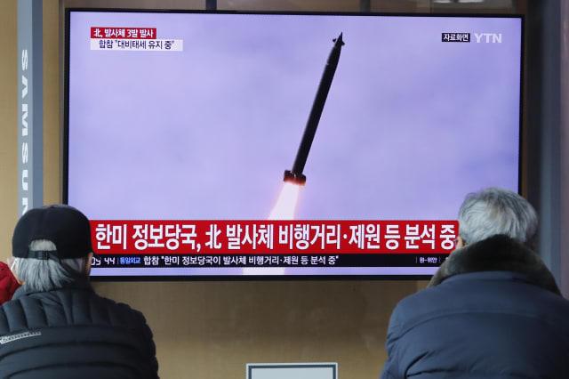 South Korea Norht Korea Launch