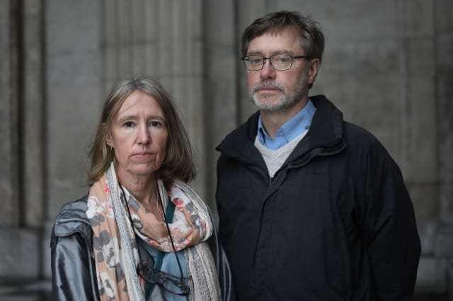 Parents of 'Jihadi Jack' spared jail for funding terrorism by sending son cash
