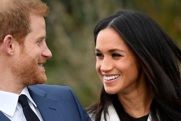 ヘンリー王子とメーガン・マークルさん