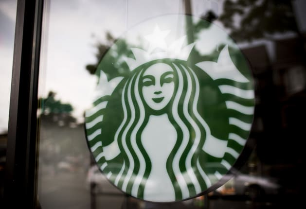 Best companies to work for in canada in 2018 according to glassdoor bloomberg via getty images the starbucks corp logo is displayed in the window of a store in toronto july 23 2013 planetlyrics Choice Image