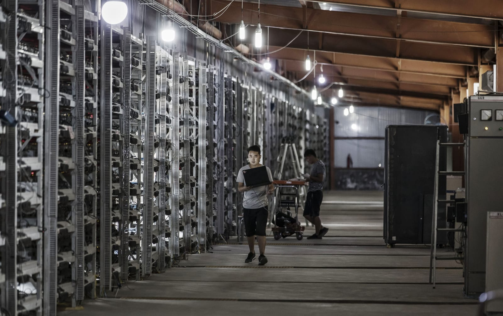 is mining cryptocurrency legal in uk