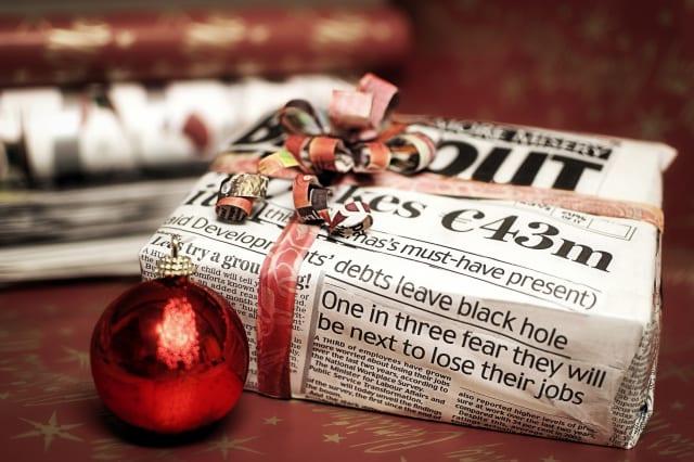 Christmas on budget