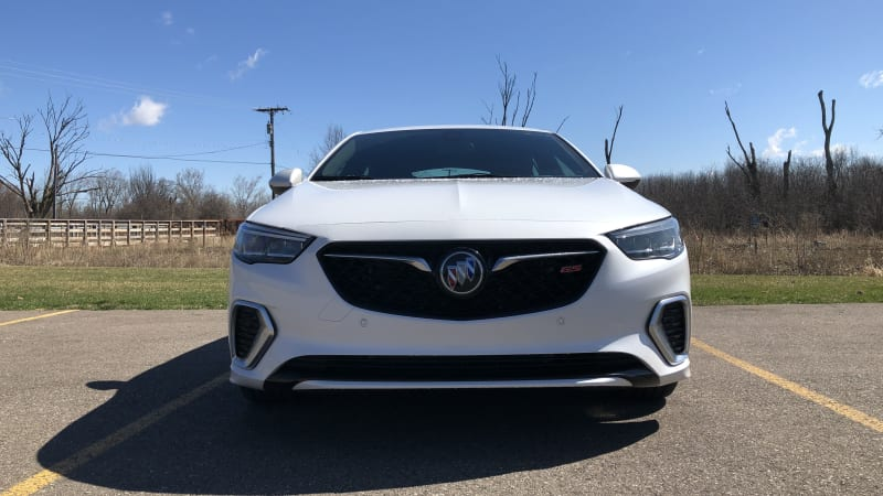 2019 Buick Regal GS