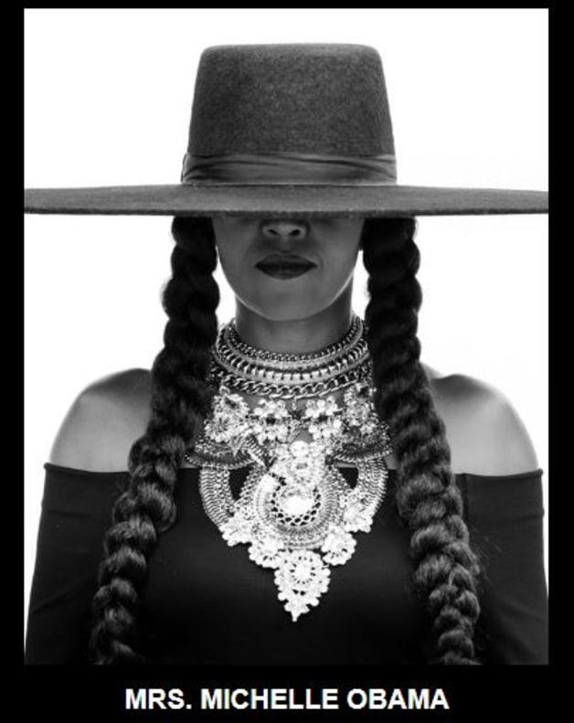 """Michelle Obama aka """"Beyoncé"""""""