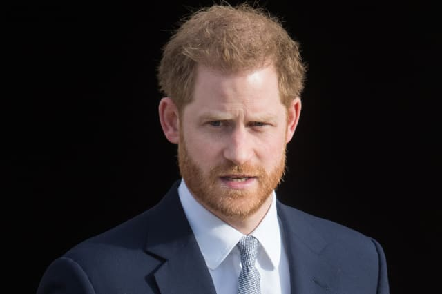 Prince Harry has 'suffered a lot' after stepping back from his senior royal duties