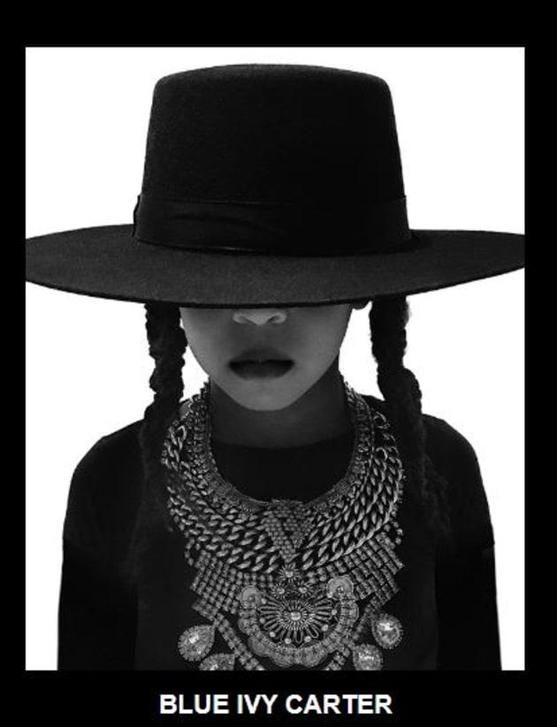 """Blue Ivy aka """"Beyoncé"""""""