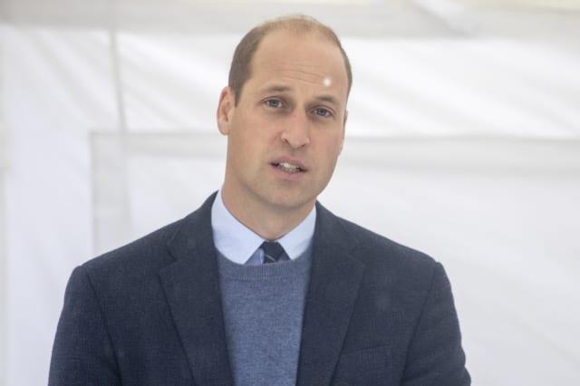 Royal visit Oak Cancer Centre