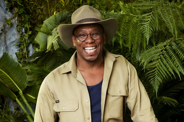 Ian Wright confronts I'm A Celebrity campmate in row over washing dishes