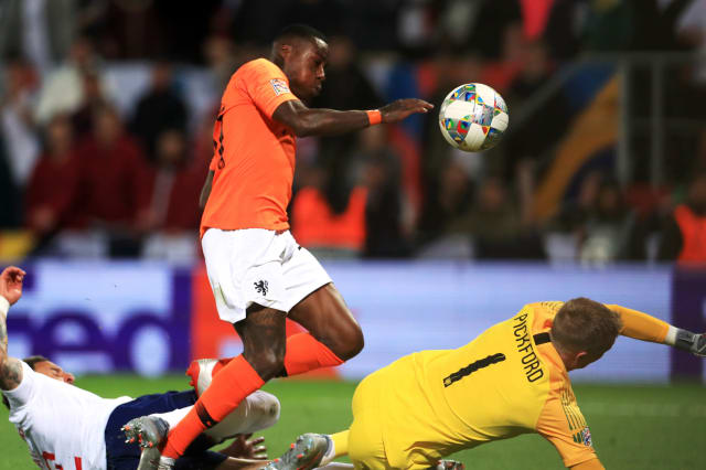 More semi-final misery for England as Holland knock them out of Nations League