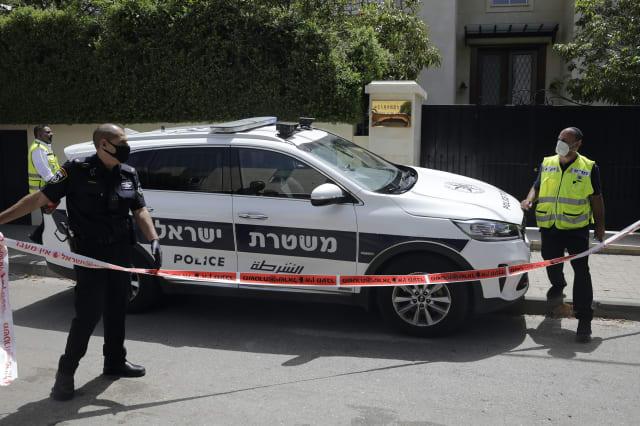China's ambassador to Israel found dead