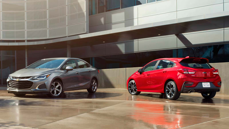 Gm Is Killing Off 6 Cars Here S A Roundup Autoblog