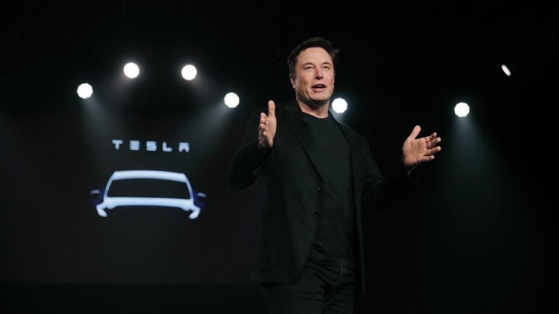 Tesla-Raising Capital
