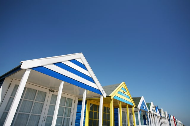 Which Seaside Towns Have Beach Huts