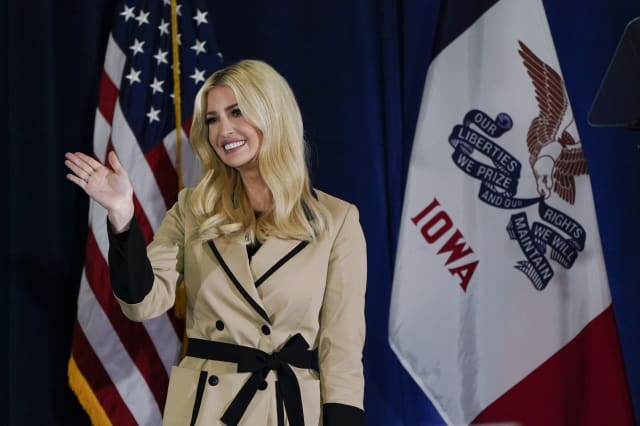 Election 2020 Ivanka Trump