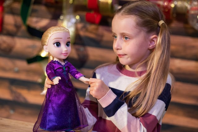 Major movies expected to drive toy sales this Christmas as 'dream list' revealed