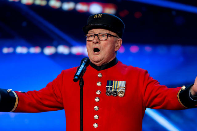 Pensioner brings Britain's Got Talent viewers to tears with tribute to late wife