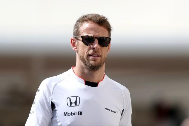 File photo dated 26-11-2016 of McLaren Honda's Jenson Button