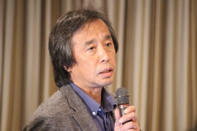 元TBS報道記者のジャーナリスト、金平茂紀氏