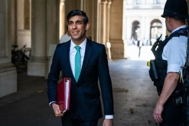 The Covid crisis made Rishi Sunak a star, but it could yet undo him