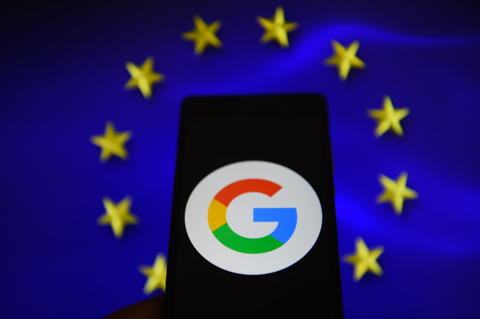 EU investigates Google data collection practices