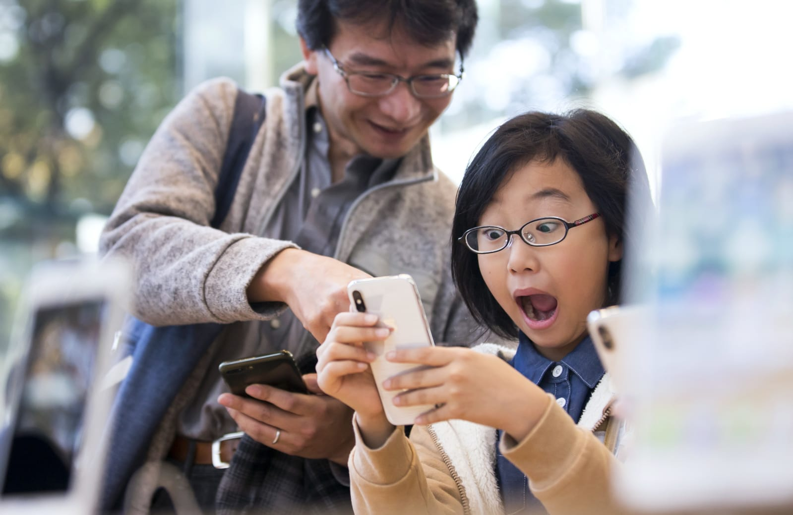 smartphonrs hurting the younger generation