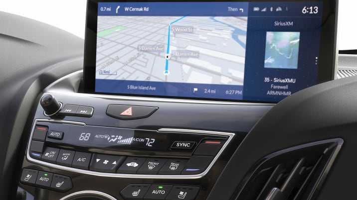 2019 Acura Rdx Infotainment First Impressions Autoblog