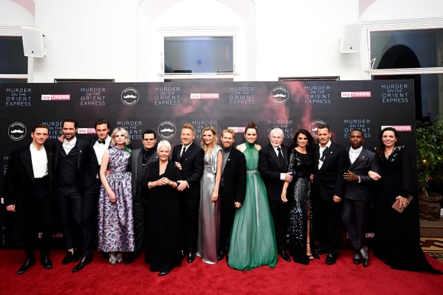 Murder On The Orient Express World Premiere - London