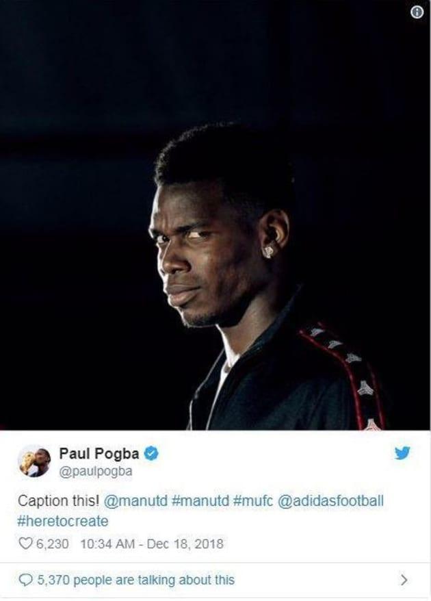 Manchester United: L'étonnante réaction de Pogba après le limogeage de Mourinho