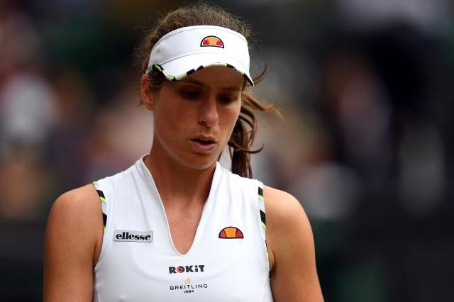 Johanna Konta misses golden opportunity after losing to Barbora Strycova