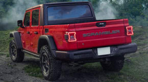 Jeep Scrambler and Ford Baby Bronco renderings - Autoblog