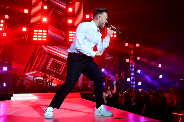 Olly Murs thanks fans for support after he opened up about his estranged twin