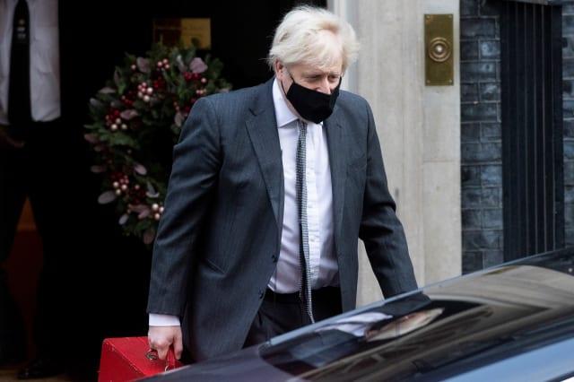 BRITAIN-LONDON-PARLIAMENT-POST-BREXIT TRADE DEAL