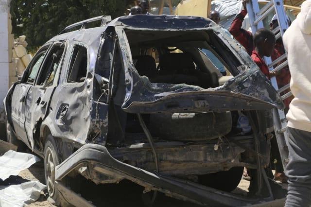 Briton among 26 killed in Somalia hotel attack